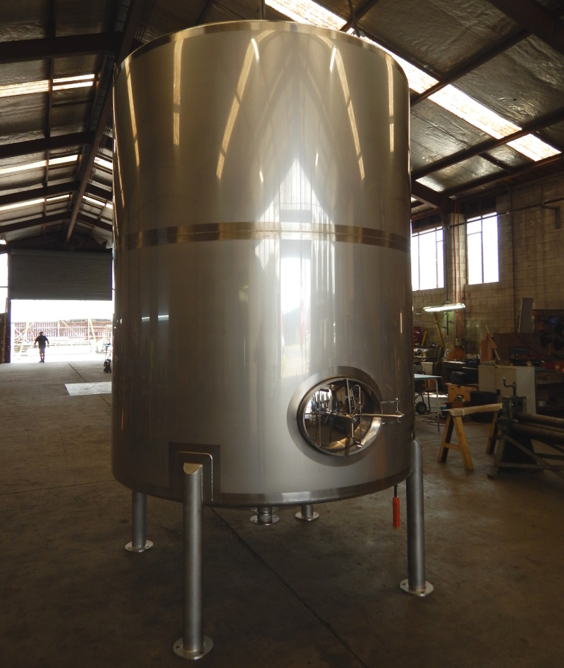 Stainless Steel Tank Design Fabrication And Manufacture